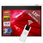"""Elektrisch scherm 120"""" - 305 cm (16:9)"""